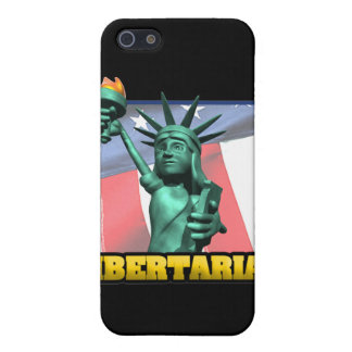 Libertarian Covers For iPhone 5