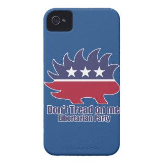 Libertarian Party iPhone 4 Case-Mate Case