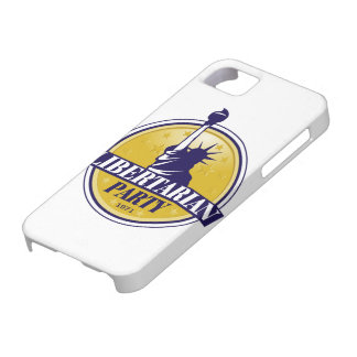 Libertarian Party Logo iPhone 5/5S Covers