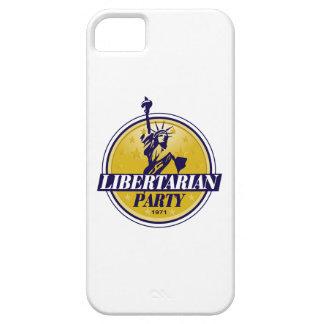 Libertarian Party Logo Politics iPhone 5 Case