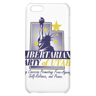 Libertarian Party of Utah Logo iPhone 5C Covers