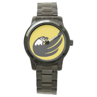 Libertarian Party Torch Eagle USA American Watch