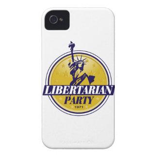 Libertarian Political Party Logo iPhone 4 Case