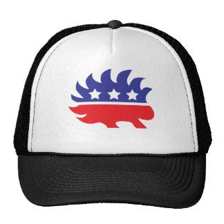 libertarian porcupine cap