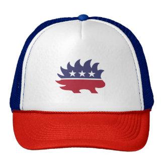 Libertarian Porcupine - -  Cap