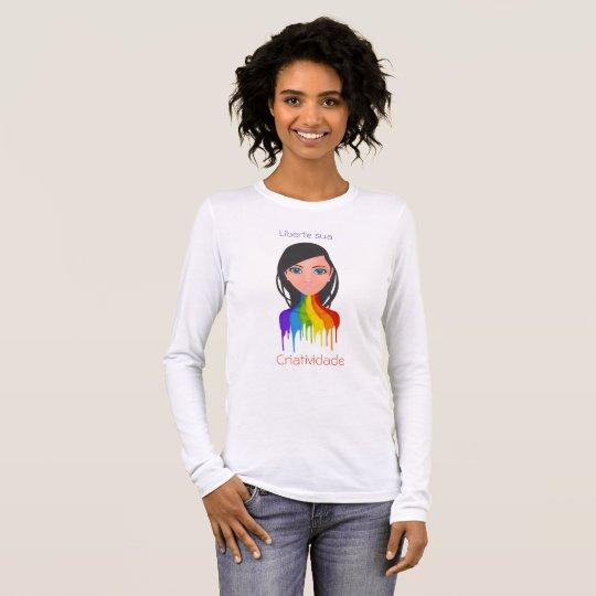 Liberte its creativity long sleeve T-Shirt