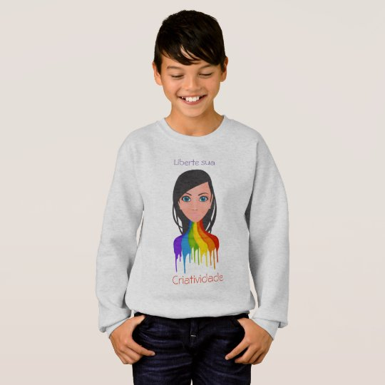 Liberte its creativity sweatshirt
