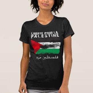 Liberté pour la Palestine (filistin hurra) T-Shirt