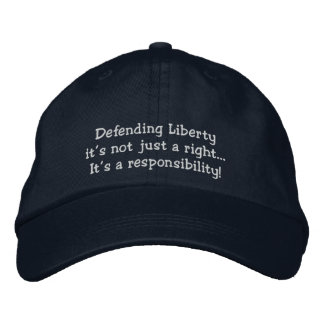 Liberties Embroidered Hats