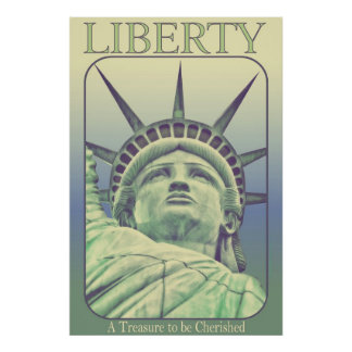 Liberty - A treasure to be Cherished POSTER