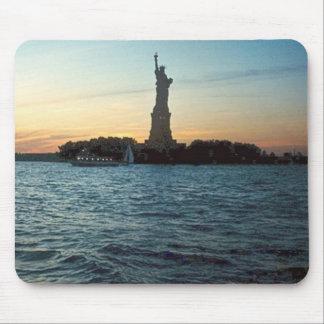 Liberty at Sunset Mousepad