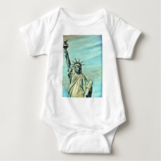 Liberty Baby Bodysuit
