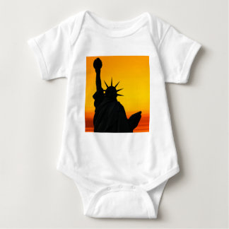 Liberty Baby Bodysuit