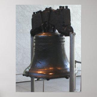 Liberty Bell - Philadelphia, Pennsylvania Poster