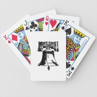 Liberty Bell Bicycle Card Deck
