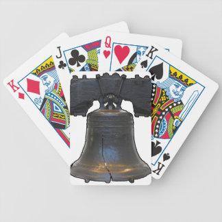 Liberty Bell Poker Deck