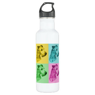 "Liberty Bottle ""Irish Terrier"""