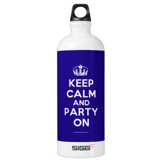 Liberty Bottles SIGG Traveller 1.0L Water Bottle