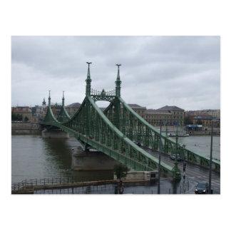 Liberty Bridge Postcard