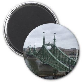 Liberty Bridge Refrigerator Magnets
