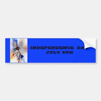 Liberty Bumper Sticker