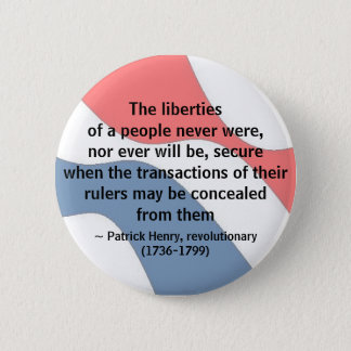 LIBERTY - button
