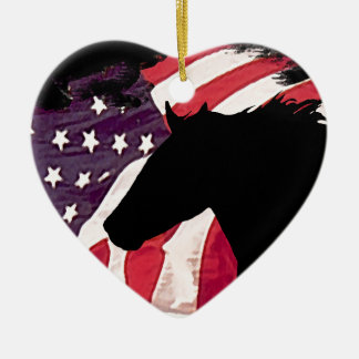 Liberty Christmas Ornament
