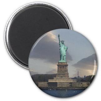 Liberty Clouds Magnet Fridge Magnets