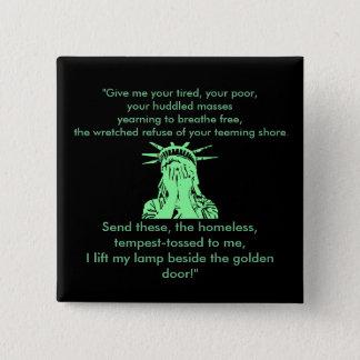 Liberty Crying Pin