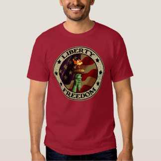 Liberty & Freedom t-shirt