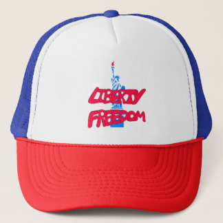 Liberty Freedom Trucker Hat