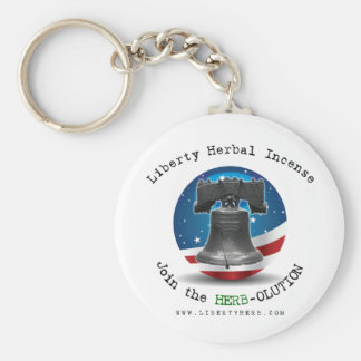 Liberty Herbal incense Key Chain