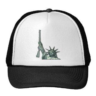 LIBERTY IN FIREARMS - 2ND AMENDMENT TRUCKER HATS