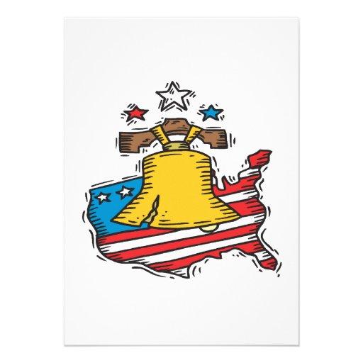 Liberty Invitation