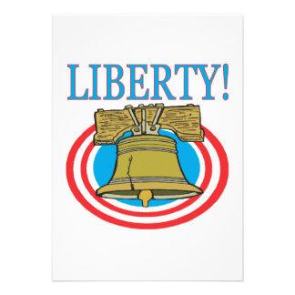 Liberty Invitations