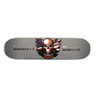 Liberty Is Not Free 19.7 Cm Skateboard Deck