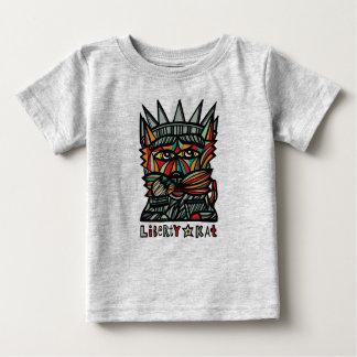"""""""Liberty Kat"""" Baby T-Shirt"""