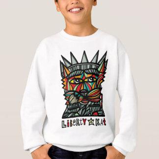 """""""Liberty Kat"""" Boys' Sweatshirt"""