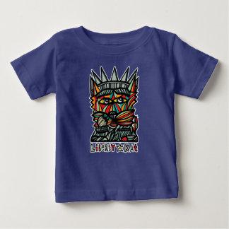 """""""Liberty Kat"""" BuddaKats Baby T-Shirt"""