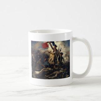 Liberty Leading the People Coffee Mug