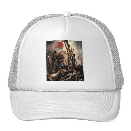 'Liberty Leading the People'' Hats