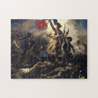 Liberty Leading the People Puzzle