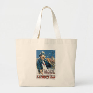 Liberty Loan World War II Canvas Bag