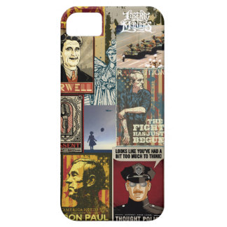 Liberty Maniacs Poster Collage iPhone 5 Covers