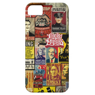 Liberty Maniacs Poster Collage iPhone 5 Cases
