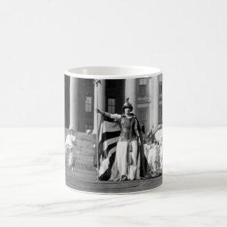Liberty Classic White Coffee Mug
