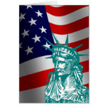 Liberty New American Citizen Card