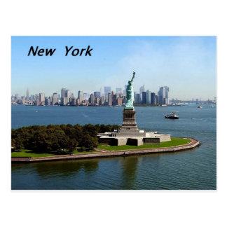 Liberty NYC [kan.k].JPG Postcard