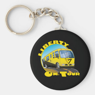 Liberty On Tour Key Ring