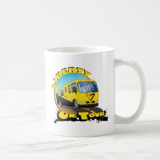 Liberty On Tour Classic White Coffee Mug